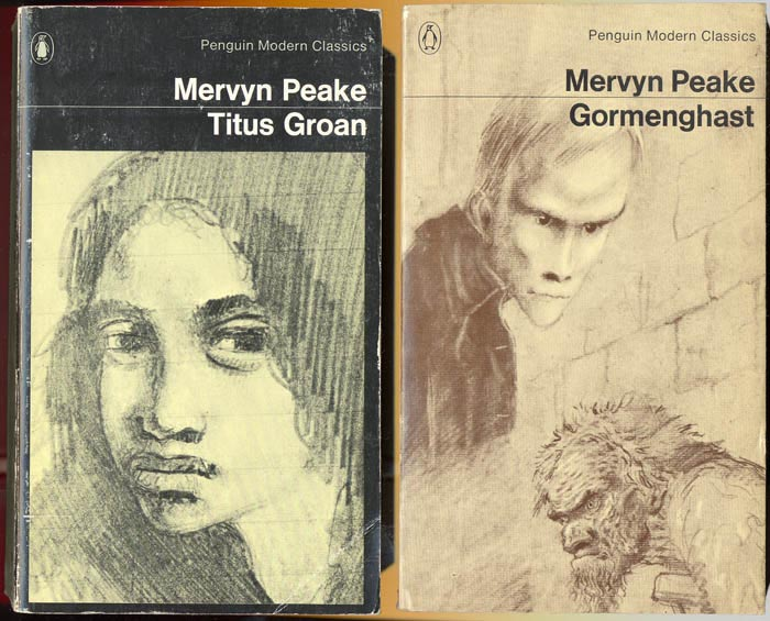 same time same place mervyn peake Not free science fiction and not free fantasy and not free horror fiction ratings for novels, short stories, anthologies and collections.