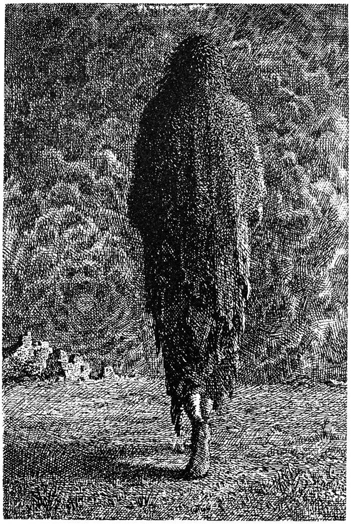 Ancient Mariner by Mervyn Peake