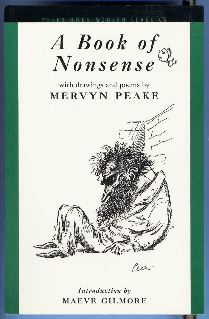 Mervyn Peake the poet - 1911-1968