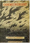 <empty>Gormenghast, 1st edition, 1950 Mervyn Peake's own cover design