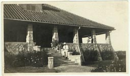 The Peake home, Tientsin, 1920