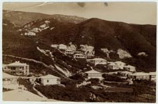 The hill town of Kuling, where Mervyn was born, July 9th 1911